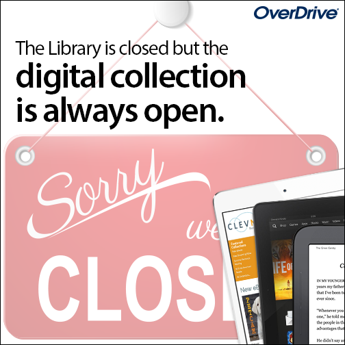 Digital collection always open